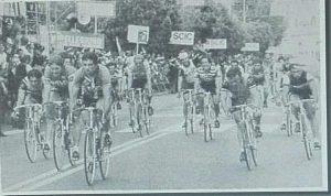 Giro 1977 VVittoria in volata a Trieste