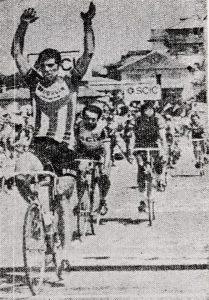 giro 1974 Vittoria a Valenza